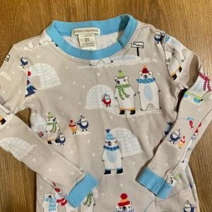 Pottery Barn Kids, 3T PJs